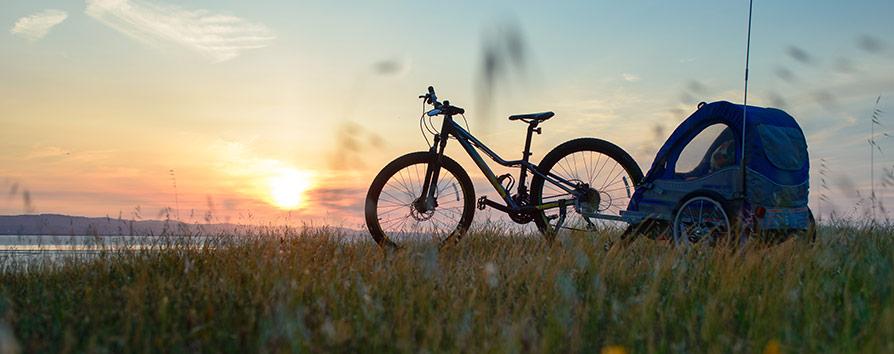 Cykelvagnar –en ny trend